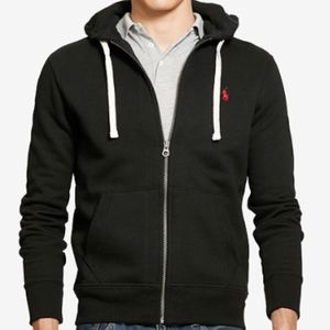 Polo Ralph Lauren Fleece Zip-Front Hoodie